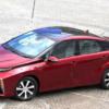 トヨタ・次期FCVモデル「MIRAI(ミライ)」は新型「クラウン」と同じFRプラットフォーム