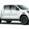 【価格は352.7万円から】一部改良版(2022年)トヨタ新型ハイラックスが2021年10月8日に