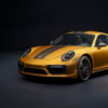 0-100km/hは2.9秒で世界限定500台。ポルシェが「911ターボS・エクスクルーシブシリー