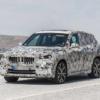 フルモデルチェンジ版・BMW新型X1の開発車両をスパイショット!競合モデルよりも圧倒