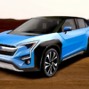 その名は新型エヴォルティス。トヨタとスバルが新世代EVを発売するとの噂が浮上。日産
