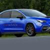フルモデルチェンジ版・スバル新型WRXはこうなる?新型レヴォーグとヴィジヴ・パフォ
