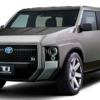トヨタがまたも新たなモデル「Tjクルーザー・コンセプト」を発表。SUV&バンを組合わ