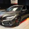 """ホンダが""""より控えめ""""な新型の特別仕様車「シビック・タイプR""""Sport Line""""」を発表。"""