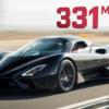 遂に「500km/h」超えた…SSCトゥアタラが市販車世界最速記録532.7km/hを達成!更に2地