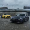 """ドイツチューナ・Fostlaが""""開発車両風""""にカスタムしたメルセデスベンツAMG「GT R」を"""