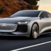 アウディ新型A6 e-Tron Conceptが発表前に完全リーク!どうやら上海モーターショー202