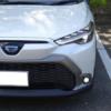 日本仕様のトヨタ新型カローラクロスの実車を見てきた!精悍な顔つきでインパクトも強