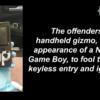 窃盗団を許すな!三菱アウトランダーPHEVを盗むためにゲームボーイで偽装したリレーア
