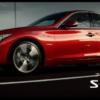 【まとめ】日産・新型「スカイライン」世界初公開!NissanロゴとVモーショングリル採