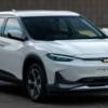 レクサス「UX」を意識してる?シボレーが中国専売モデルとなる新型・EVクロスオーバー