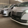 カンボジアでもトヨタ新型「グランビア(日本名:グランドハイエース)」が発売スタート