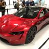 テスラ「ロードスターⅡ」のプロトタイプモデルが登場。ほぼこのスタイルで市販化へ