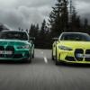 【価格は約734万円から】フルモデルチェンジ版・BMW新型M3/M4が世界初公開!500馬力