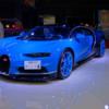 【メガスーパーカーモーターショー2019】ブガッティ「シロン」見てきた!日本最速納車