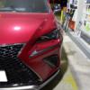 レクサス「NX300h」5回目給油。1か月ぶりの給油で長距離移動無し、前回同様の平均燃費
