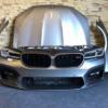 """何コレ斬新!マイナーチェンジ版・BMW新型M5 CSが発表前に""""パーツが分解された状態""""に"""