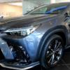 フルモデルチェンジ版・レクサス新型NXのインプレッション動画続々!ブレーキ/バック