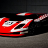 ポルシェの次世代「917コンセプトカー」の追加ティーザー画像が公開。クラシックなス