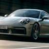 ポルシェ新型「911(992)ターボ」のクーペとカブリオレ、更に「911(992)ターボS」が発