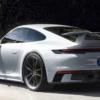 遂に来た!ポルシェ新型「911(992世代)」にスポーツデザイン/エアロキットパッケージ