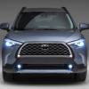 シカゴモーターショー2021にて、北米仕様のトヨタ新型カローラクロスやレクサス新型IS