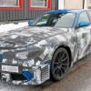 (2022年)フルモデルチェンジ版・マセラティ新型グラントゥーリズモの開発車両を初スパ