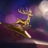何コレ凄い!ベントレー・フライングスパーV8をクリスマス仕様にカスタム。フロントの