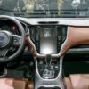 スバル・新型「アウトバック」の実車インプレッション。内装の質感ヤバい…後席も広々
