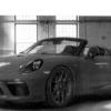 ポルシェ「911スピードスター」の量産デザインが上位顧客向けの招待状よりリーク。4月
