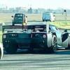 これは一体…ラ・フェラーリの後継もしくはICONAの最新モデルと思わしき開発車両が世界
