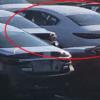 マツダ・新型「アクセラ/マツダ3」のセダンモデルか?納車待ち車両の中に謎の1台が姿
