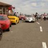 """""""西の大黒PA""""こと芦有ドライブウェイに集まったスーパーカー達。最大勢力の空冷ポルシ"""