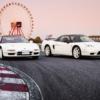 一体いくら?超希少&低走行のホンダ「NSXタイプR/NSX-R」がそれぞれ日本のオークシ