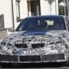 2020年モデル・BMW「M3」の開発車両をニュルにてキャッチ。新型「3シリーズ」ベースで