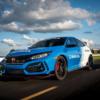 【意外過ぎるブルー&ホワイト】インディカーの公式ペースカーとなるマイナーチェンジ