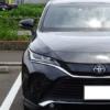 フルモデルチェンジ版・トヨタ新型ハリアーの売却手続き完了。6か月点検やコーティン