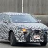 フルモデルチェンジ版・レクサス新型NXの開発車両を再びスパイショット!今度は単眼LE