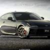 フルモデルチェンジ版・スバル新型BRZの完成イメージレンダリングが続々公開!更にリ
