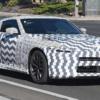フルモデルチェンジ版・日産の新型フェアレディZ(400Z)の開発車両を初スパイショット