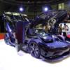 【メガスーパーカーモーターショー2019】ケーニグセグ「アゲーラRSR」見てきた!日本