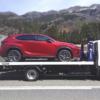 レクサス「NX」納車当日に事故後どうなった?→翌日ディーラにて車載、同乗者は骨に異