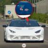 【テストドライバーの本音?】ランボルギーニ・ウラカンSTOの開発車両をスパイショッ