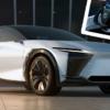 レクサスの新世代ピュアEVクロスオーバー・新型LF-Z Electrified Conceptが世界初公開