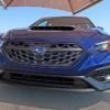 フルモデルチェンジ版・スバル新型WRXの実車インプレッション動画が早くも公開!フロ