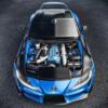 トヨタ・新型「スープラ(A90)」に早くもチューニングモデル登場?新旧「スープラ」を