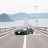 今日もプリウス…角島大橋を封鎖してしまうトヨタ「プリウス」が登場。違法駐車してし