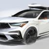 今年のホンダ(アキュラ)はかなりアツい。過激な新旧「NSX」3台とトヨタ新型「C-HR GR