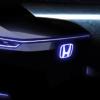 あのテストカーはもしや…ホンダが新世代ピュアEVコンセプトカーを中国・北京モーター