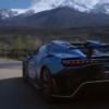 イタルデザインのオープンスーパーカー「ZeroUno Duerta」PVが公開。美しい背景とエキ